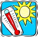 vigilante-clipart-hot-sun-thermometer